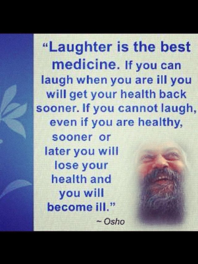 20121227 Osho quote on laughter
